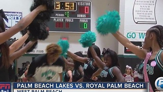 Palm Beach Lakes Takes Down Royal Palm 67-60 - Video