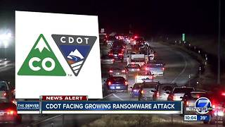 CDOT employees dealing with yet another SamSam ransomware attack