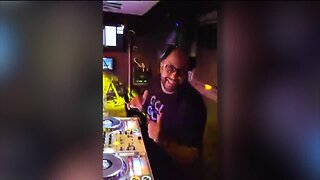 A local DJ's remembered days after announcing his Covid-19 diagnosis