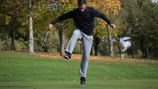 Unbelievable golf trickshot compilation will leave you speechless - Video