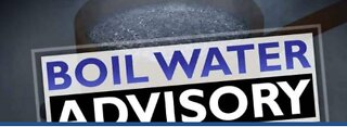 Precautionary boil water notice in effect for parts of Wellington