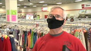 7Everyday Hero Ed King is a cheerleader for Arc Thrift Stores' ambassadors