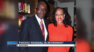 Finding renewal in retirement - Video