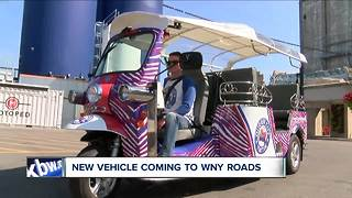 New ride coming to WNY - Video