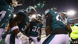 No Philadelphia Eagles Players Knelt During The Anthem In 2017 Season