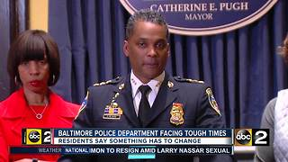 BPD, new commissioner face challenges - Video