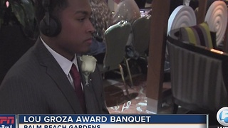 Lou Groza Award Banquet - Video