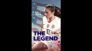 Women's World Cup Soccer - Get to Know Carli Lloyd