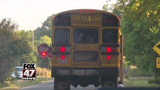 Law enforcement cracks down on drivers passing school buses