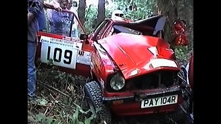 Car Crash Bad Corners - Video