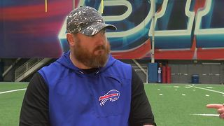 Kyle Williams full interview - Video