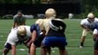 Canisius High School football has high hopes for 2017 - Video
