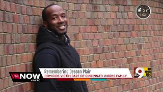 Remembering Desean Plair - Video