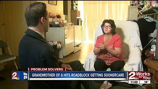 PROBLEM SOLVERS: Grandmother raising 6 grandkids can't get health insurance - Video