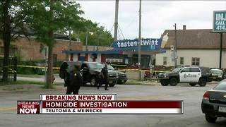 Man shot and killed near north side ice cream shop - Video