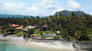 Rent This Bali Villa With Your Own Private Beach