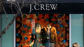 J.Crew Files For Bankruptcy