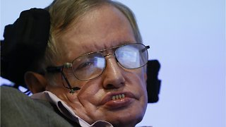Stephen Hawking Honored With Black Hole-Inspired Coin