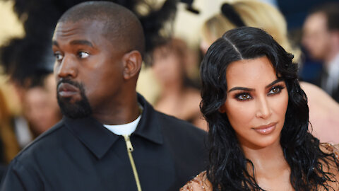 Kim Kardashian Files For Divorce From Kanye West!