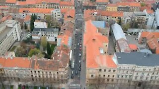 Zagreb after most powerful quake in 140 years
