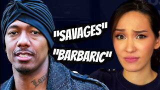 Nick Cannon Fired After Anti-White Rant | Ep 204