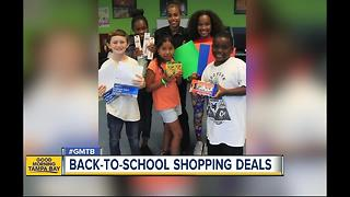 Clearwater police, Walmart unite to collect school supplies for area children - Video