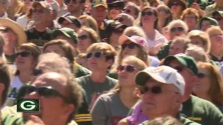 Titletown District update highlights Packers Annual Meeting of Shareholders - Video