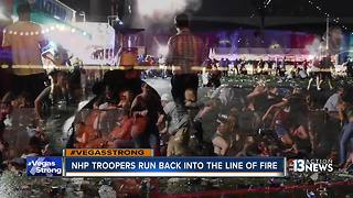 Off-duty troopers tell story of Las Vegas escape - Video