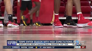 Terps enter season with high expectations