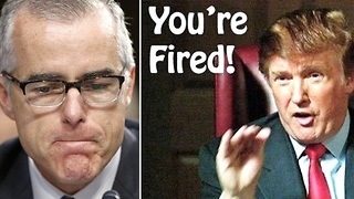 Andrew McCabe turned over notes on Trump meetings to Mueller - Video