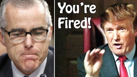 Andrew McCabe turned over notes on Trump meetings to Mueller