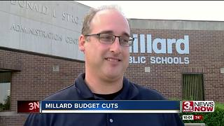 Millard schools face budget cuts - Video