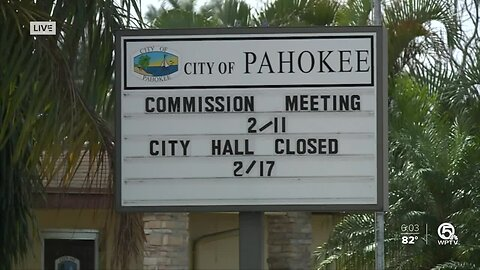 Questions raised in Pahokee over city manager's contract