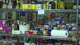 Franciscan Center continues to hand out meals during coronavirus state of emergency