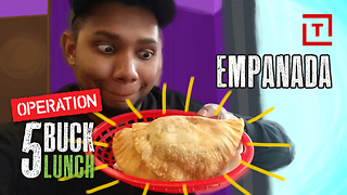 This Is Your NYC Go-To For Authentic Empanadas - Video