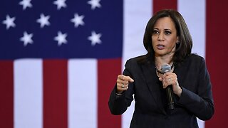 Kamala Harris Makes 'Slip Of The Tongue' About Women And Minimum Wage