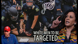 New Domestic Terror Bills Specifically Target Only White Males