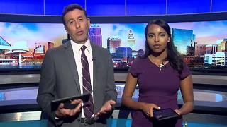 Saturday weather and top stories - Video