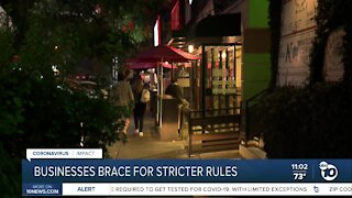 Businesses brace for stricter rules