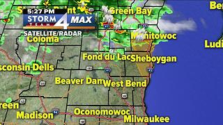 Severe thunderstorm watch issued for parts of SE Wisconsin - Video