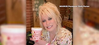 Dolly Parton ice cream sells out upon release