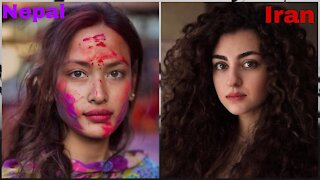 A Photographer Captures Women From Different Nations to Show Us That Beauty Is a Universal Language