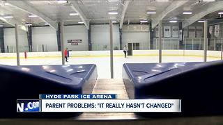 Hockey parents causing issues - Video