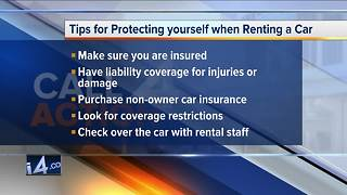 Call 4 Action: Tips for protecting yourself when renting a car