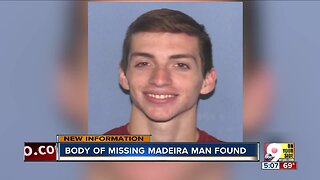 Body of missing Madeira man found