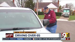 Easy fixes can help seniors keep driving longer - Video