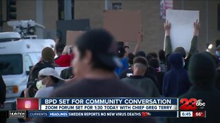 23ABC conversation with Bakersfield Police Chief Greg Terry