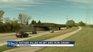 Cyclist riding with son killed in hit-and-run in Racine County - Video