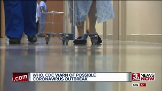 WHO, CDC warn of possible Coronavirus outbreak