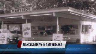 Westside Drive In celebrates 60th anniversary - Video